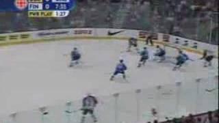 USA - Finland, World Cup 2004 Semifinal