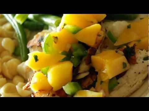 Recipe: Grilled Tilapia With Mango Salsa
