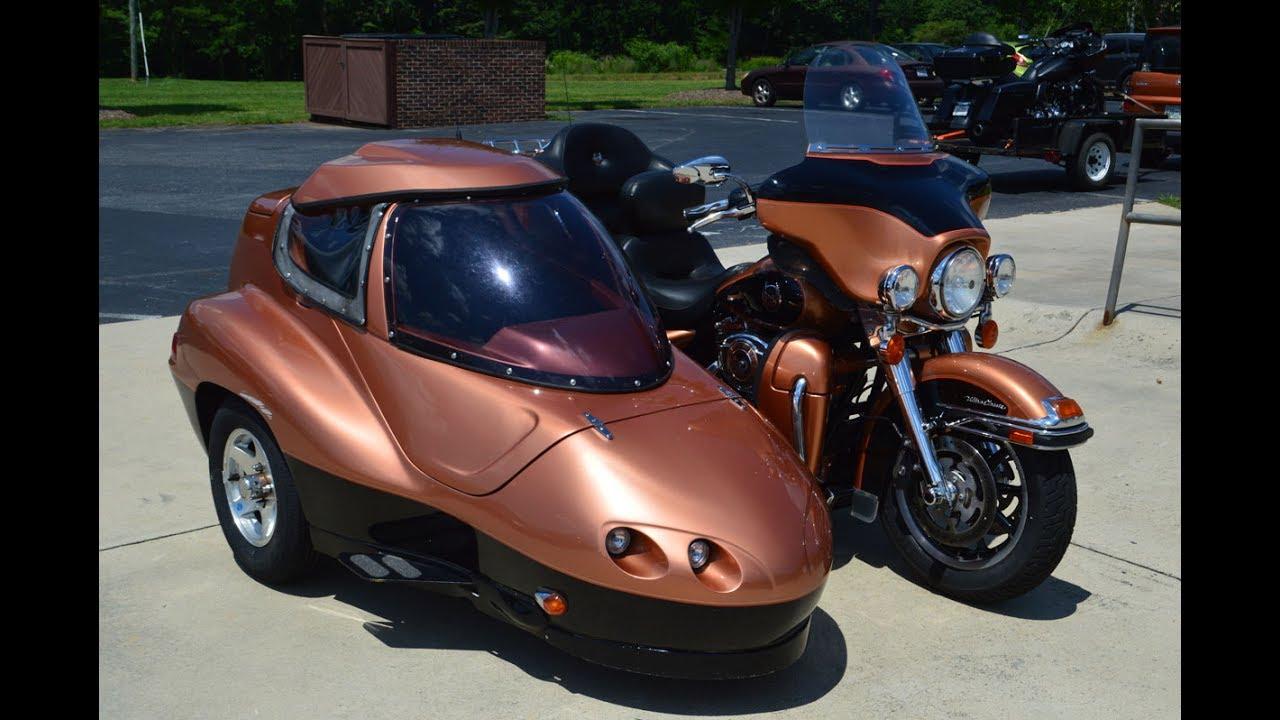 2008 Harley-Davidson® FLHTCU - Electra Glide® Ultra Classic® with Sidecar  3714