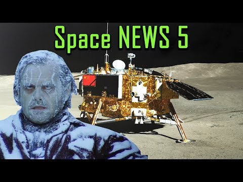 Новости космоса: на Луне холоднее, чем мы думали!