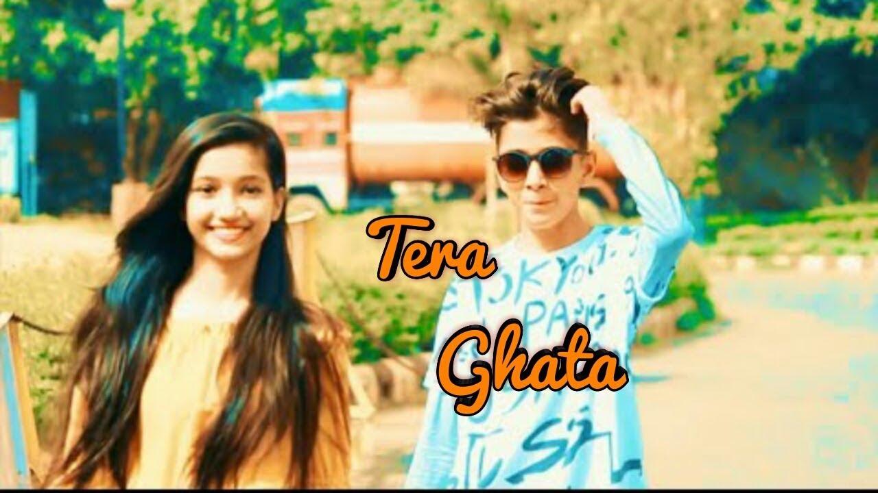Tera Ghata Video Song (Dance By Small Girl Boy-rahul aryan