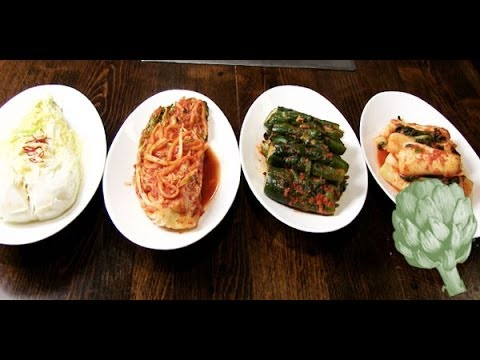 What is Kimchi?   Potluck Video