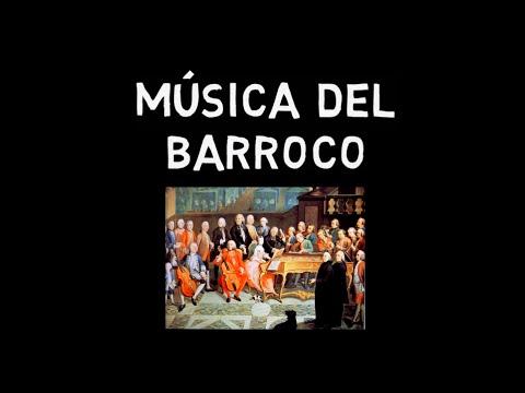 HISTORIA DE LA MÚSICA. CAPÍTULO 03. Música del Barroco