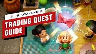 Zelda: Link's Awakening Trading Sequence Guide