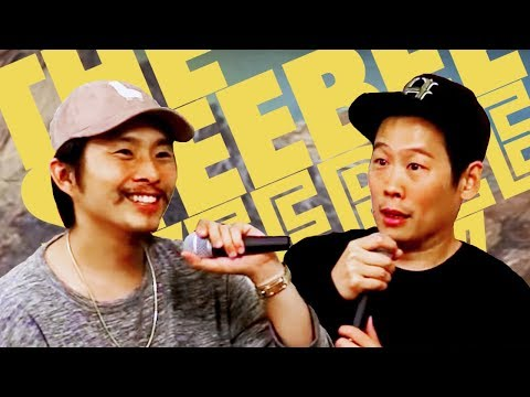 Justin Chon on The Steebee Weebee  Ep 65