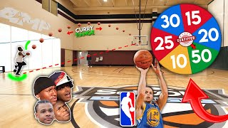 AMP STEPHEN CURRY 3 POINT CHALLENGE YouTube Videos