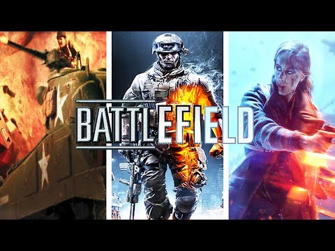 Evolution of Battlefield Theme 2002-2018 thumbnail