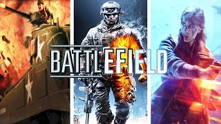 Evolution of Battlefield Theme 2002-2018