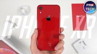 iPhone XR - важные нюансы и впечатление!