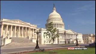 WCCB Charlotte:  Pittenger challenges Obama gun control measures