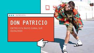 Entrevista Don Patricio para Canal Sur Radio | 03.06.2020