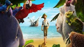 Робинзон Крузо: Очень обитаемый остров (2016) | Тизер-Трейлер HD
