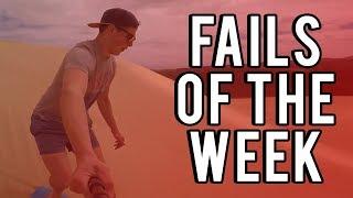Best Fails of the Week #3 (February 2018) || FailUnited
