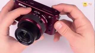 видео Обзор камеры Nikon 1 J2