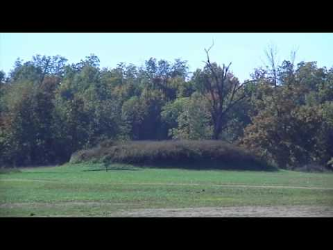 History of Angel Mounds State Historical Site