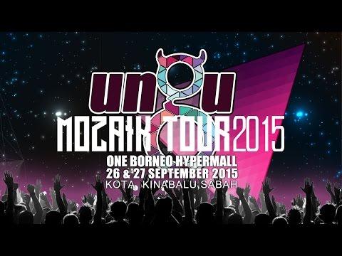Ungu Mozaik Tour 2015 - KOTA KINABALU, SABAH