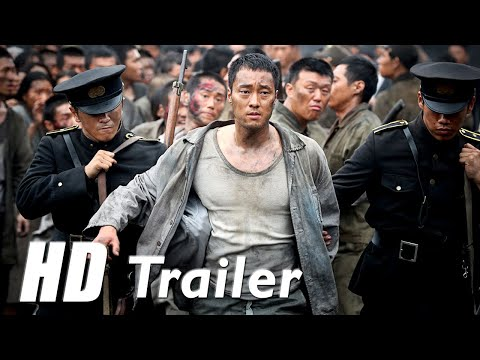 Battleship Island (Deutscher Trailer) - Hwang Jung-min, So Ji-seob