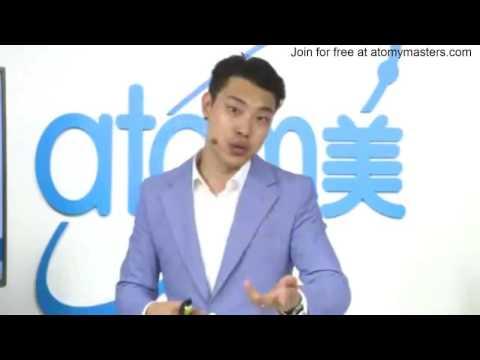 [ENGLISH] ATOMY Marketing Plan by Park Joo Young