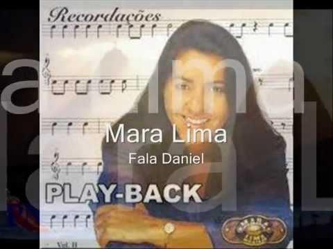 karaoke do hino Fala Daniel da Mara Lima