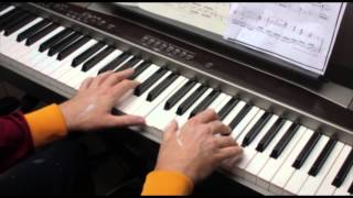 ABRSM Piano 2015-2016, Grade 6, Minuet and Trio, Beethoven, A2