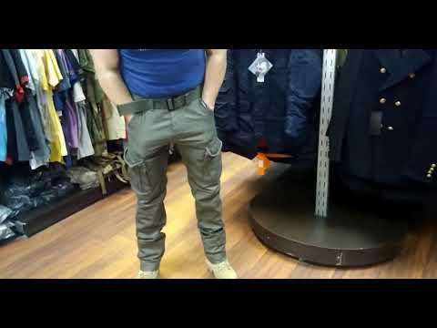 Лучшие брюки в милитари стиле