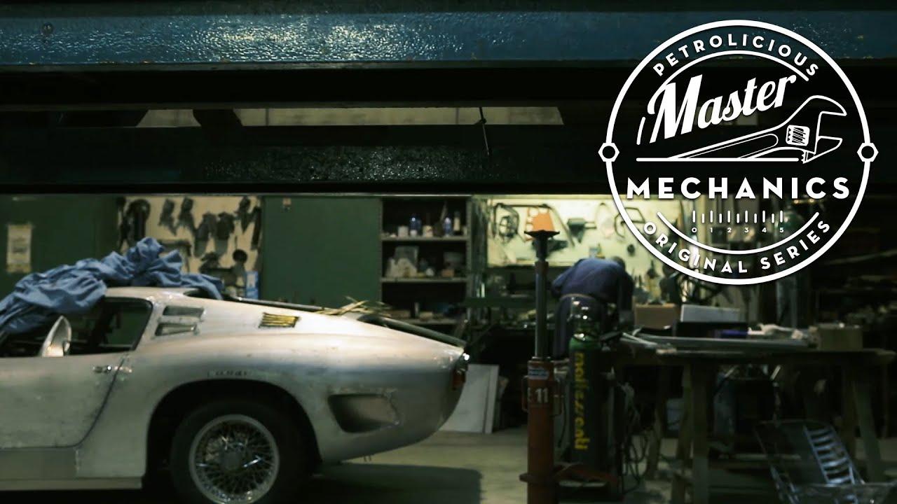 Master Mechanics: Il Bottegone ISO Restorations