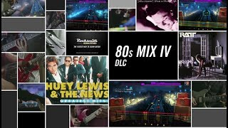 80s Mix IV - Rocksmith 2014 Edition Remastered DLC