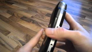 Review Sony Playstation portable 1000 PSP psp1000 fat phat