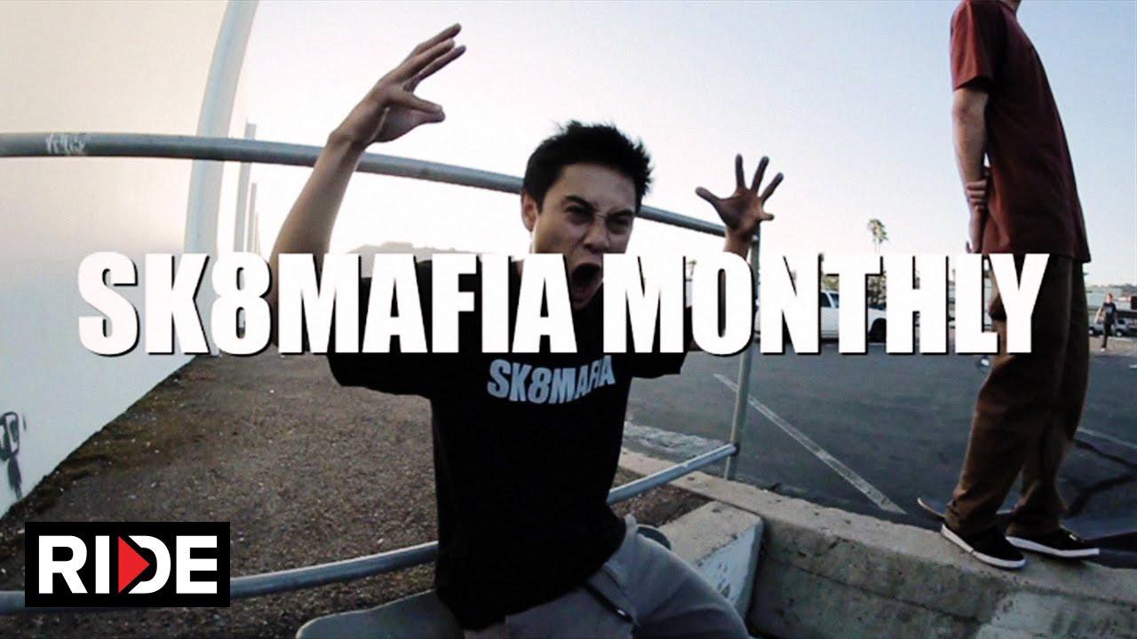 SK8MAFIA Monthly JUNE 2015