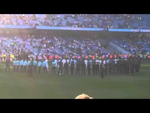 Manuel Pellegrini Final Speech As Manchester City Manager