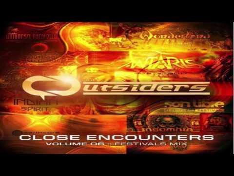 OUTSIDERS - Live Set ''Close Encounters Vol 6. - Festival Edition'' 05-06-2017 [Psytrance]