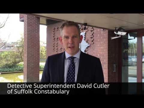Detective Superintendent David Cutler