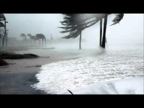 bruit de la pluie , bruit d'orage , bruit de la mer , vent