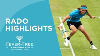 Rado Highlights from Fever-Tree Championships Wednesday