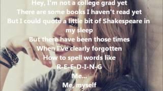 Bridgit Mendler - Blonde (Acoustic Karaoke)