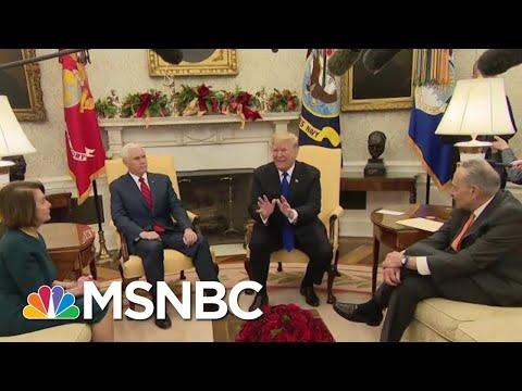 Pro-President Donald Trump Congressman: Shutdown 'Until Hell Freezes Over'   The Last Word   MSNBC Mp3