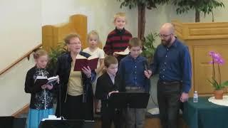 Jess Ropp family (Victory in Jesus) 02-03-19