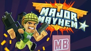 Major Mayhem Window Phone