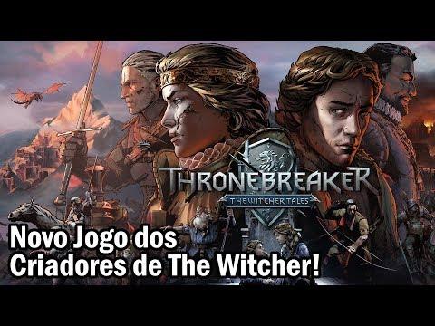 NOVO JOGO DA EQUIPE DE THE WITCHER!? | Thronebreaker: The Witcher Tales thumbnail