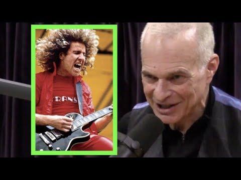 T-Bone - David Lee Roth -Why Van Halen Is Different With Sammy Hagar