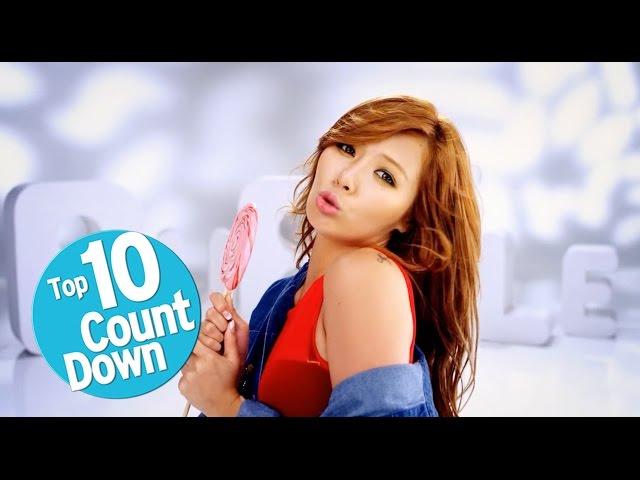 Top 10 Iconic K-Pop Songs