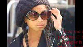WILLOW SMITH HAPPY BIRTHDAY SONG 21ST CENTURY GIRL........