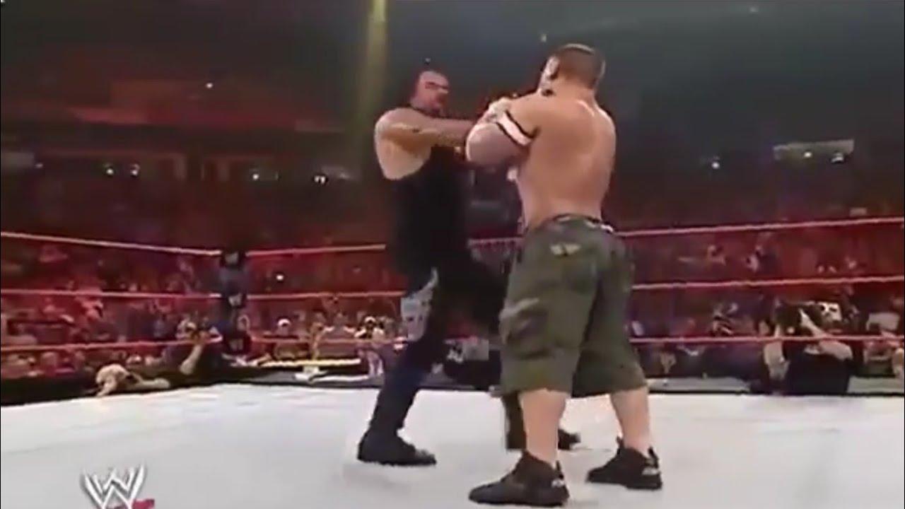Download John Cena vs The Undertaker - Raw 2006 - Full Match