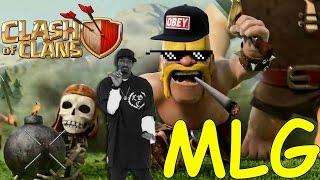 MLG Clash of Clans (needs more MEMES Vine)