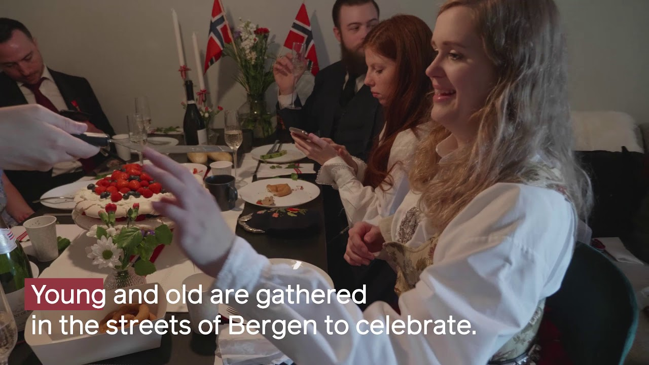 Thumbnail: Celebrate Norway's Constitution Day in Bergen!