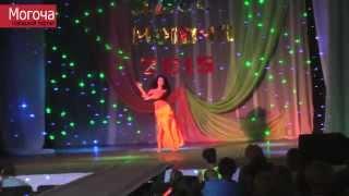 Дарья Свириденко (восточный танец)
