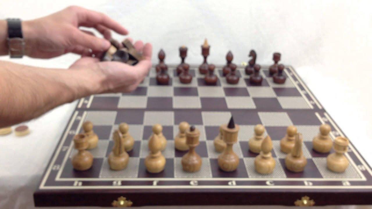 Шахматы ручной работы. Купить шахматы - YouTube