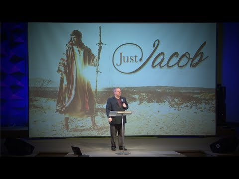"""Just Jacob"" – Pastor Raymond Woodward"