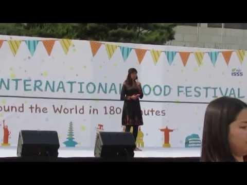 Indian cultural performances, International Food Festival @ KAIST - 2015