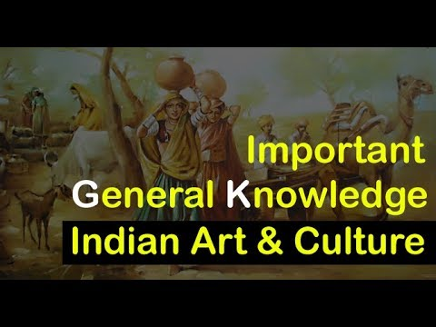 Indian Art and Culture GK - Important Questions on Indian Cultural || GK Adda